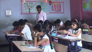 KenKen International Championship students taking the exam