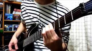 Insania - Tears Of The Nature(Guitar Cover)