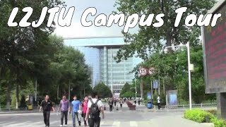 preview picture of video '兰州交通大学 Lanzhou Jiaotong University'