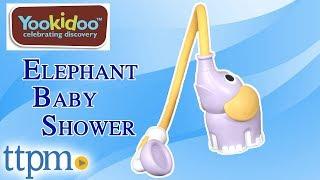 Elephant Baby Shower From Yookidoo