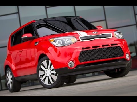 2015 Kia Soul Start Up and Review 2.0 L 4-Cylinder
