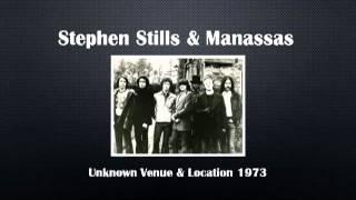 【CGUBA357】 Stephen Stills & Manassas  1973