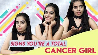 Signs You're A Cancerian Girl! | Hauterfly