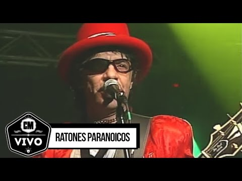 Ratones Paranoicos video CM Vivo 2008 - Show Completo