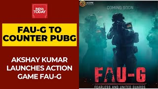 Akshay Kumar Announces Atma Nirbhar Multiplayer Game FAU-G, Counter To PUBG - Download this Video in MP3, M4A, WEBM, MP4, 3GP