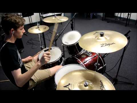 HARDWELL - Spaceman Carnage Festival Trap Drum Cover/Remix
