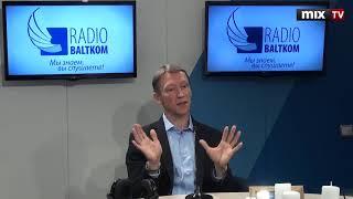 """Доктор теологии Юрис Рубенис в программе """"Встретились, поговорили"""" #MIXTV"""