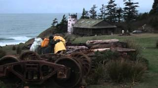 the Goonies filming locations- A visit to the goondocks