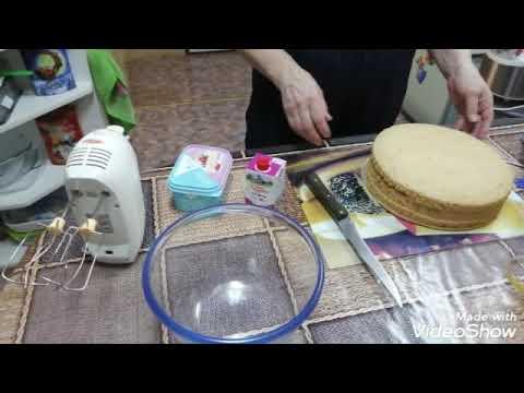 Рецепт торта для двойняшек