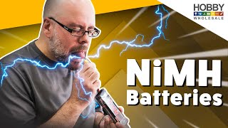 NiMH Batteries - Why wont my battery charge?