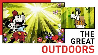 Mickey and Friends Camp in the Great Outdoors   Style of Friendship   Disney Shorts