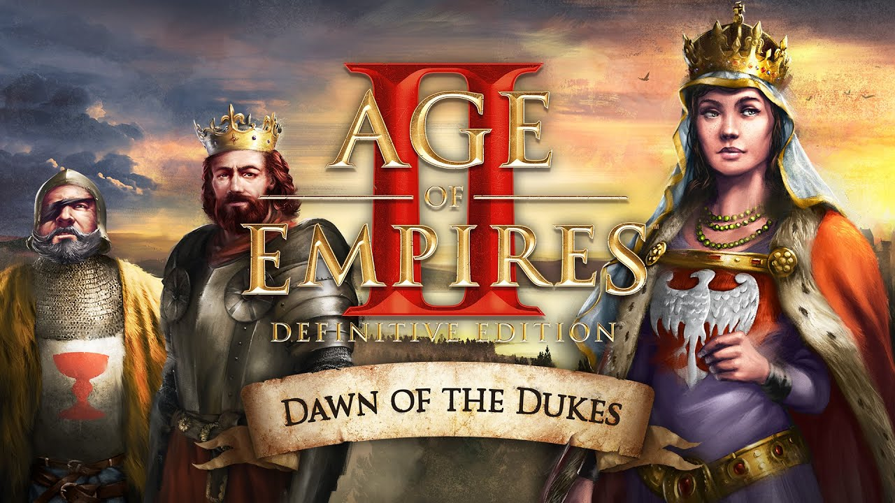 Age of Empires II: Definitive Edition - Dawn of the Dukes - AVAILABLE NOW