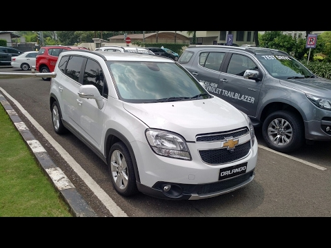 Chevrolet Orlando 7 Seater Medium Mpv Kaskus