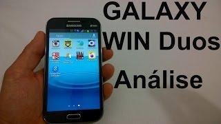 Samsung Galaxy Win Duos - Análise do Aparelho [Review Brasil]