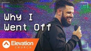 TRIGGERED: Taking Back Your Mind In The Age Of Anxiety Part IV | Pastor Steven Furtick