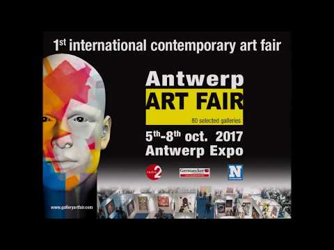 Salon ART FAIR ANTWERP  2017