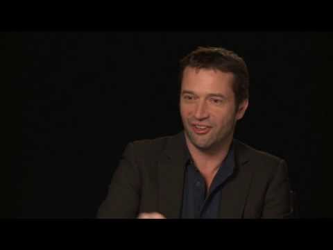 James Purefoy Interview - The Following