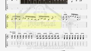 Dizzy Mizz Lizzy   Love Me A Little GUITAR TAB