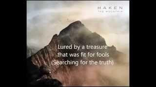 """Video thumbnail of """"[LYRICS] Haken - The Mountain - Cockroach King"""""""