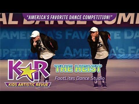 """""""The Heist"""" from FootLites Dance Studio"""