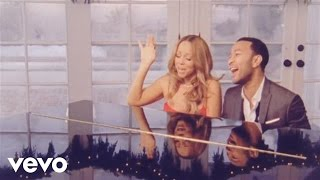 John Legend, Mariah Carey - When Christmas Comes
