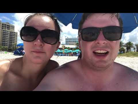 Clearwater Beach Day