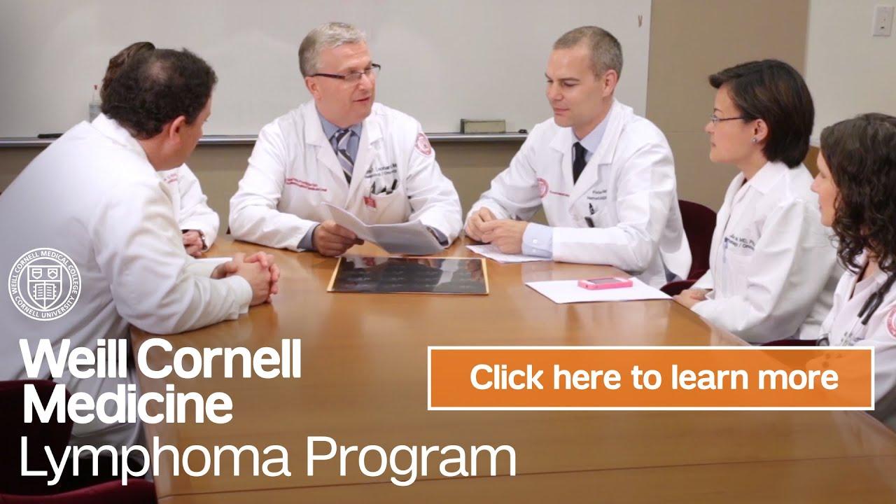 Lymphoma Program | Weill Cornell Medicine