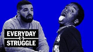 Everyday Struggle - 'Ye' Album Reactions, Drake Takes an L in Pusha Beef? Uzi Pulls up on Rich the Kid