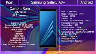 rom samsung galaxy a8 - मुफ्त ऑनलाइन वीडियो
