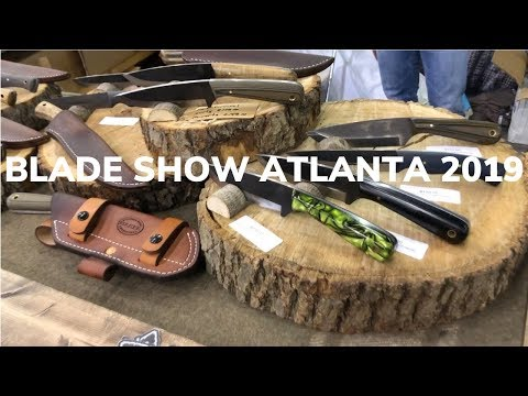 Video: Blade Show Atlanta Georgia