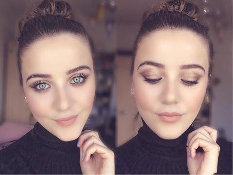 Kahverengi Göz Makyajı (İndirimli Ürünler İle)