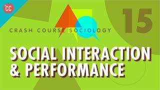 Social Interaction & Performance: Crash Course...