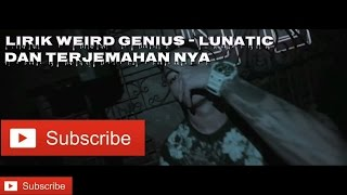 hmongbuy.net - Wierd Genius - LUNATIC ft Letty | Video Clip Cover ...