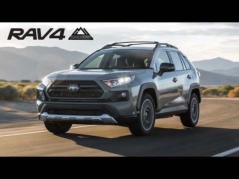 video Rav4 adventure