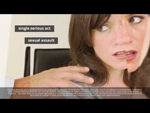 How Do I Know if I Should Make a Sexual Harassment Claim?
