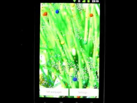 Video of Particle Mix - Live Wallpaper