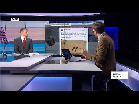 Gaza-Israel: clashing narratives on social media