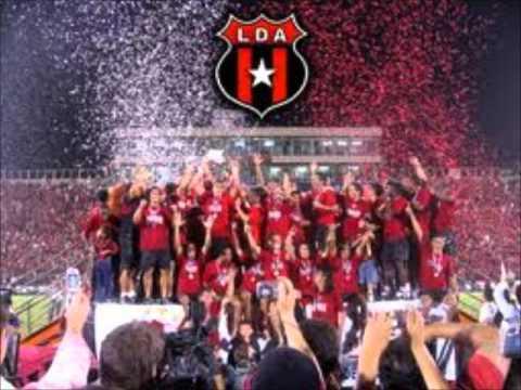 """""""Liga campeón"""" Barra: La 12 • Club: Alajuelense"""