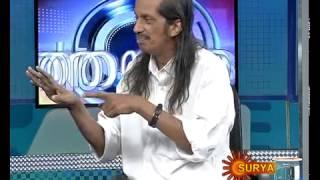 CPI Kerala Sec Panniyan raveendran in Surya channel