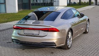 How to buy Audi A8 for half of a price. Audi A7