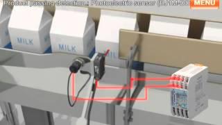 Video Cảm biến từ Autonics