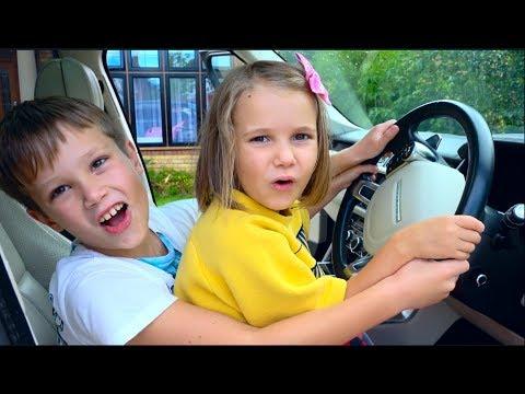 Макс и Катя показывают Как не нужно поступать детям