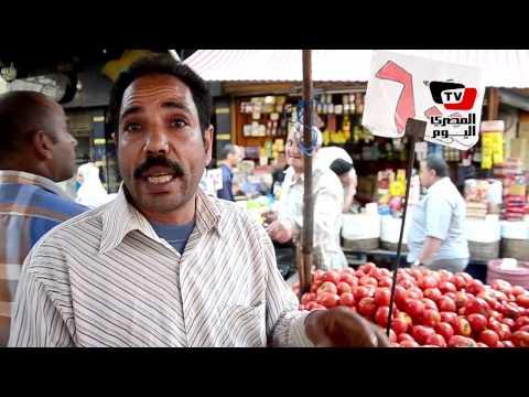 ارتفاع أسعار الخضار في المنصورة.. وبائع: «التجار ملهمش ذنب»