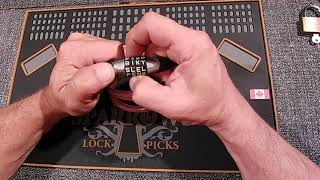 [009] - Wordlock Bike Lock - Decoded
