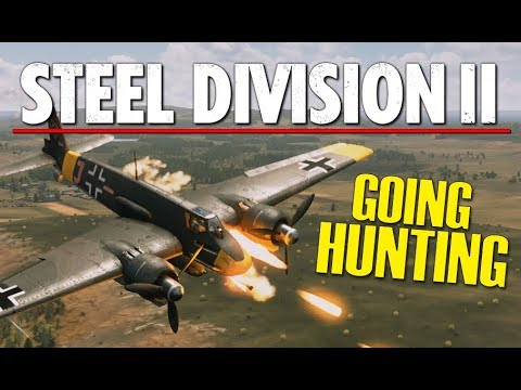 GOING HUNTING! Steel Division 2 BETA Conquest Gameplay (Vitebsk, 2v2)