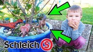 Schleich Dinosaurs 2019 Hunt in the Garden #ad