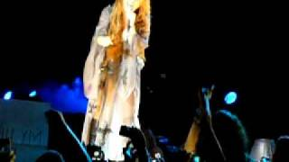 Gypsy Heart Tour à Mexico - The Driveaway Performance - 26/05/11