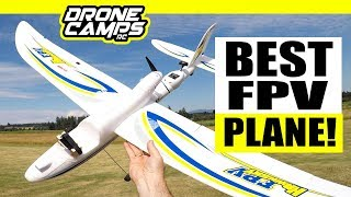 BEST FPV PLANE? - DYNAM Hawksky FPV Plane - Honest Review & Flights