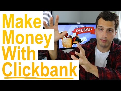 How to Make Money With Clickbank Affiliate Marketing (The Secret)
