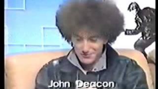 John Deacon and Roger Taylor interview, Australia 1984